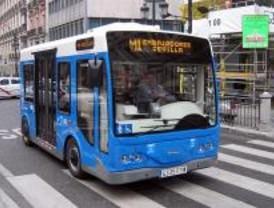 Una nueva línea de minibuses unirá Sevilla y Argüelles