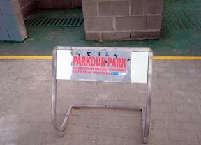 UPyD denuncia irregularidades en la creación de una pista municipal de 'parkour'
