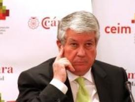 El presidente de CEIM traslada su apoyo a la patronal vasca Confebask