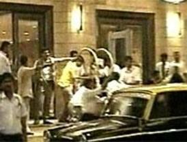 Aguirre sale ilesa de un tiroteo en un hotel de Mumbai (India)