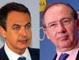 Zapatero, Rato, Aguirre y Gallardón, en la Asamblea de Cámaras de Comercio