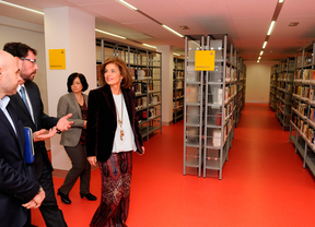 García Márquez ya tiene su biblioteca