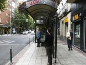 La línea 201, que une Ventas con Hortaleza, dejará de funcionar desde Nochevieja