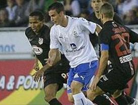 1-1. Un batallador Tenerife no puede con un remolón Atlético