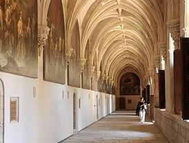Las obras de Carducho vuelven al Monasterio de Santa María de El Paular