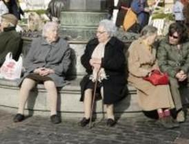 Los mayores celebran su semana en Arganzuela