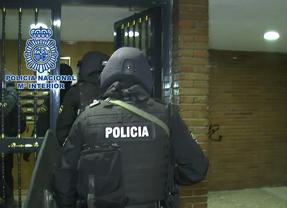 Cae una red de sicarios que extorsionaba y secuestraba para cobrar deudas de narcotráfico
