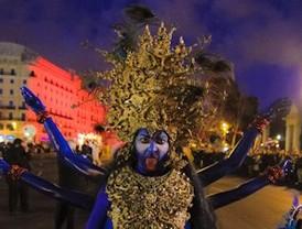 La locura toma el Carnaval de Madrid