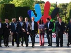 Madrid recibe al COI