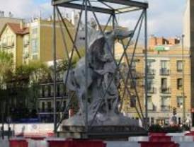 Esculturas en busca de pedestal