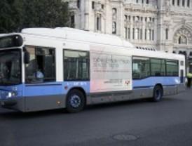 La EMT aumentó sus viajeros un 1,04% en 2011