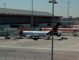 40 vuelos cancelados a ciudades europeas