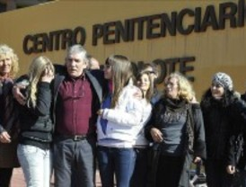 Montes Neiro, nada más salir de prisión: