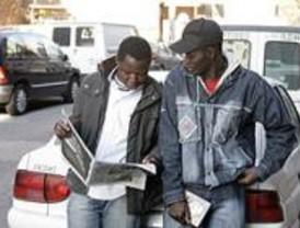 Madrid acogió 1.200 inmigrantes subsaharianos en 2007