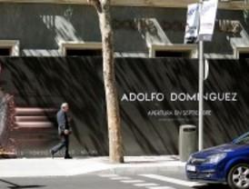 La macrotienda de Adolfo Domínguez revoluciona Serrano