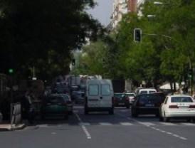 Nivel amarillo en las principales carreteras