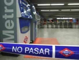 Metro pide 6,5 millones a los sindicatos por la huelga de junio
