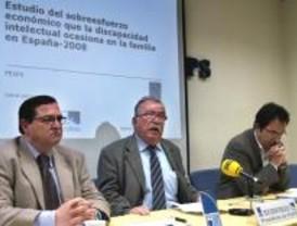 Las familias de discapacitados intelectuales gastan 39.000 euros más al año