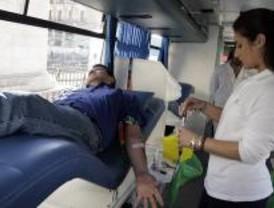 Las Rozas se suma a la campaña de donación de sangre de la Comunidad