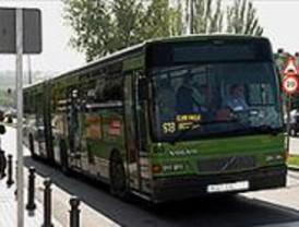 CCOO reclama la mejora del transporte público a los polígonos de Getafe