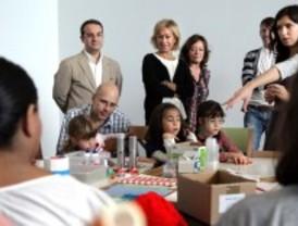 Arrancan los talleres familiares y juveniles del Centro de Arte Dos de Mayo