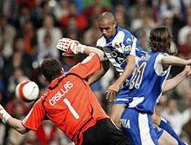 2-1: Triunfo balsámico del Madrid ante el Espanyol