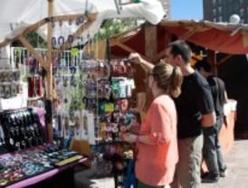 Todos los domingos se celebrará un mercadillo vecinal en Barajas