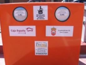 El  programa de reciclado de aceite cumple dos años y crece hasta 69 colegios