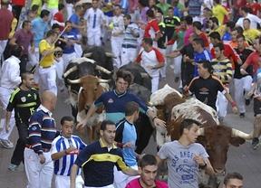 Tres heridos leves en el segundo encierro de San Sebastián de los Reyes