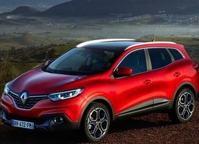 Renault Kadjar, ofensiva crossover