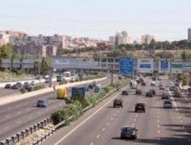 Mejora la movilidad en Madrid salvo en zonas de transición