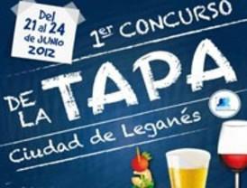 I Concurso de la Tapa 'Ciudad de Leganés'