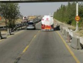 Fomento adjudica las obras en la autovía A-1 por 1 millón de euros