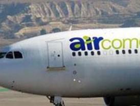 Trabajadores de Air Comet se concentrarán ante la sede de la CEOE