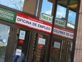 En febrero hubo 8.542 parados más en Madrid