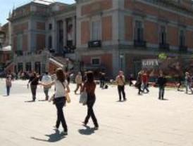 Arranca la exposición itinerante sobre la historia del turismo en la Región