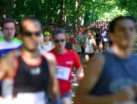 Los corredores toman Villanueva de la Cañada