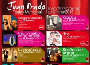 Arranca la temporada en el teatro Juan Prado en Valdemoro