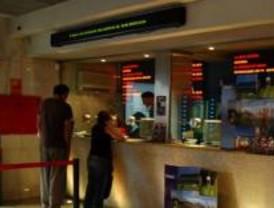 Entradas de cine a dos euros durante tres días