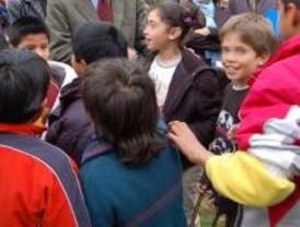 Trece familias madrileñas acogerán a niños refugiados de Chechenia y Georgia