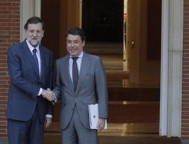 González y Rajoy coordinan su apuesta por Eurovegas