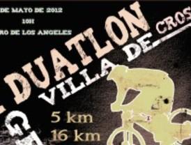 """270 atletas competirán en el I Duatlón """"Villa de Getafe"""""""