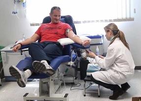 El Centro de Transfusión pide donaciones de sangre de cara al puente del 1 de mayo