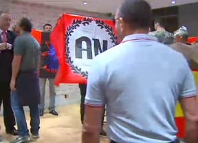 Ataque ultra en el centro cultural Blanquerna