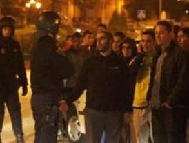 Los incidentes de un grupo de jóvenes empañan la celebración de Alcorcón