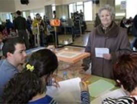 Elegidos los 29.538 miembros de las mesas electorales de la capital