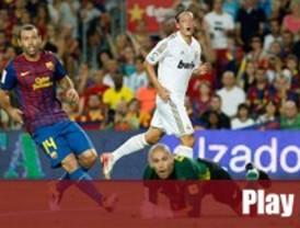 El Real Madrid cae (3-2) en el Camp Nou