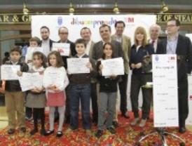 Majadahonda entrega los premios 'Dibuemprende'
