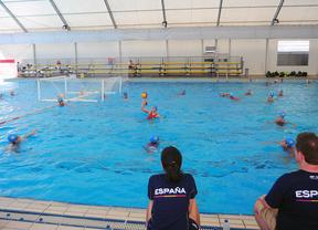 El Mundial Juvenil de Waterpolo se juega en la piscina M-86