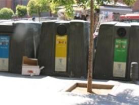 Campaña para aprender a reciclar en Ciudad Lineal